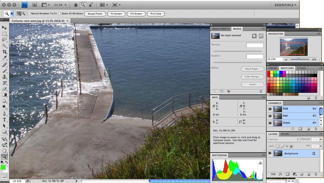 Adobe Photoshop For Mac Cs4