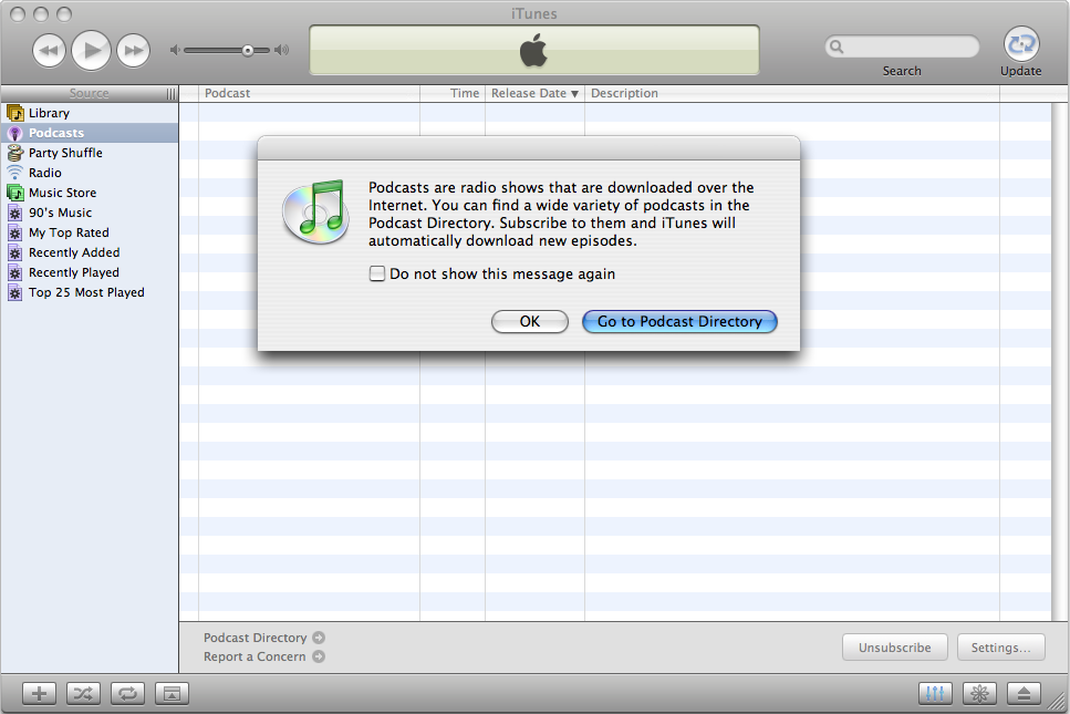 18 Years of iTunes Design History - 57 Images - Version Museum