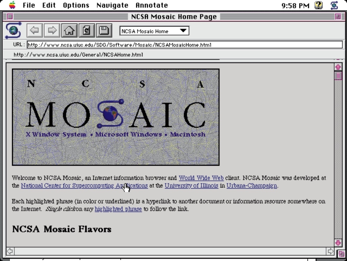 14 Years of Netscape Navigator Design History - 48 Images - Version Museum