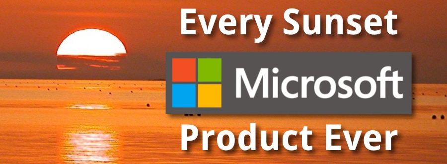 discontinued-microsoft-products logo