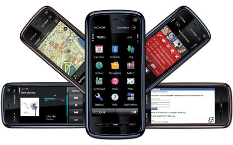 Nokia Feature Phones (2011)