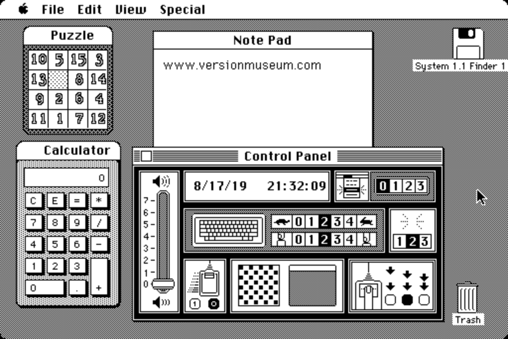 17 Years of Classic Mac OS Design History - 66 Images - Version Museum