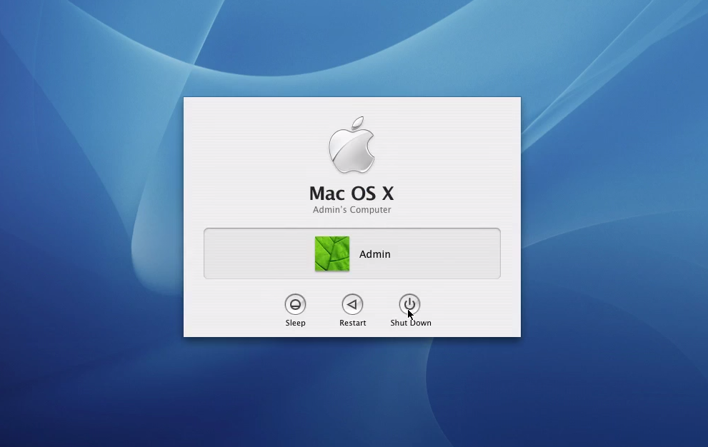 19 Years Of Mac Os X Design History 59 Images Version Museum