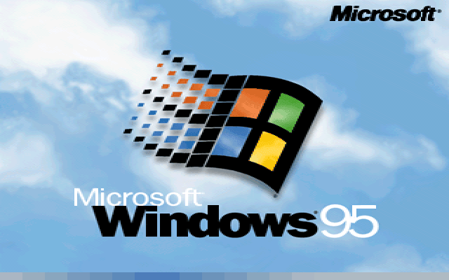 Windows 95 Title Screen (1995)