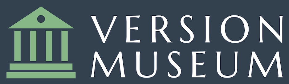 Version Museum Logo